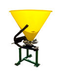 Fertilizer spreader Royalty Free Stock Image