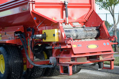 Fertilizer Spreader Royalty Free Stock Photography