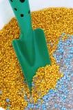 Fertilizzante minerale Immagine Stock
