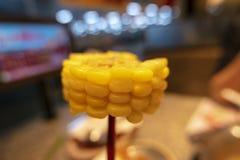 Fervura do milho deliciosa imagem de stock royalty free