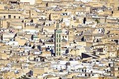 Fes在摩洛哥非洲 库存照片