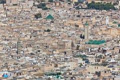 fes摩洛哥 库存照片