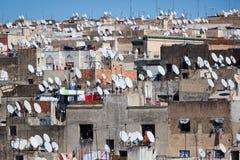 fes摩洛哥 免版税库存图片