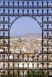 fes摩洛哥 库存图片