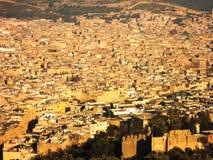 Fes,摩洛哥 免版税图库摄影