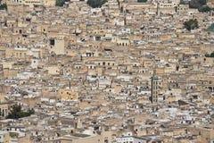 fes Марокко Стоковое Изображение RF