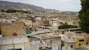 fes Марокко Стоковые Фото