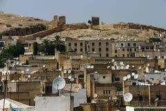 Fes (菲斯)是摩洛哥的最旧的皇家市 免版税库存图片