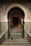 fes brama Morocco Oriental Obrazy Stock