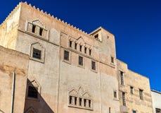 Fes el巴厘岛, Fes的最旧的被围住的部分在摩洛哥 库存照片