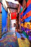 Fes em Marrocos fotos de stock