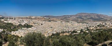 Fes - il Marocco Fotografia Stock Libera da Diritti