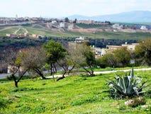 Fes Marocco imperiale Immagini Stock