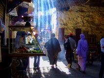 Fes, Marokko Lizenzfreies Stockfoto
