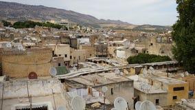 Fes, Marokko Stockfotos