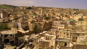 Fes medina royalty free stock images