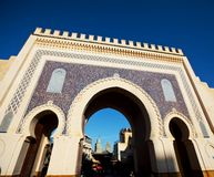 Fes Royalty Free Stock Photography