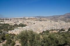fes morocco Royaltyfri Fotografi