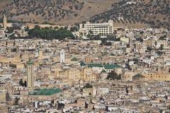 fes morocco Royaltyfria Bilder