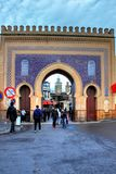Fes in Morocco royalty free stock photography