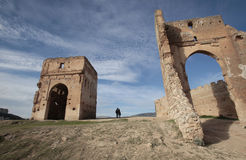 fes morocco fördärvar Royaltyfria Foton