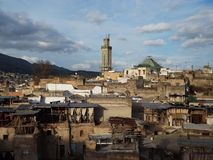 Fes, Morocco Royalty Free Stock Photo