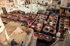 Fes, Morocco Royalty Free Stock Image