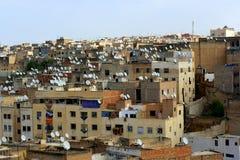 Fes o Fes Marocco Fotografia Stock Libera da Diritti