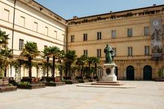 Fesch-Museum in Ajaccio, Korsika Lizenzfreie Stockbilder
