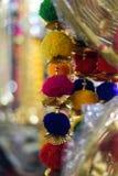 Festão de lã Fotografia de Stock