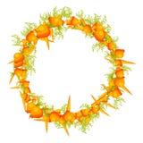 Festão feita dos vegetais Fotos de Stock Royalty Free