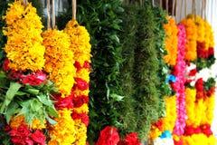 Festões da flor. foto de stock royalty free
