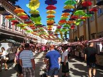 Fest in Cakovec Lizenzfreies Stockbild
