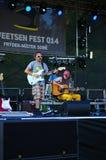 Fest 2014 de Sweetsen Foto de Stock