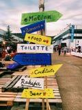 Fest del verano de Mostar fotografía de archivo