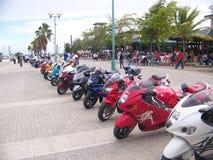 Fest della bici di Guancha Immagini Stock
