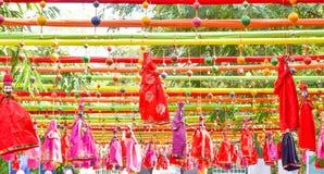 Fest Jaipur de littérature Photo libre de droits
