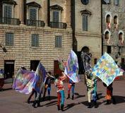 Fest médiéval Photo libre de droits