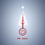 Fest von Weihnachten Lizenzfreie Stockfotos