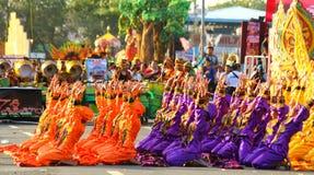 Festa 2012 di Aliwan Fotografie Stock