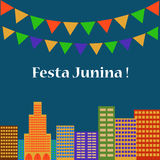 Festa Stock Image