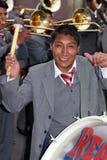 Festa boliviana Foto de Stock