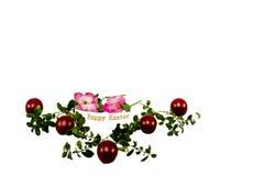Festa da Páscoa católica santamente Imagem de Stock