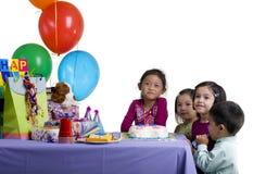 Festa de anos Imagens de Stock