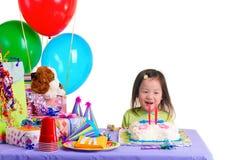 Festa de anos Imagem de Stock