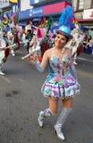 Festa de Gran Poder, Bolívia, 2014 Fotos de Stock