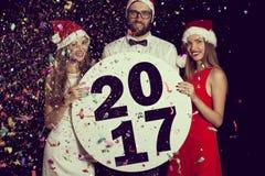 Festa de Natal Foto de Stock