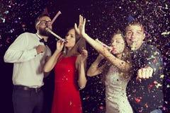 Festa de Natal Imagens de Stock Royalty Free