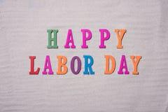 Festa dei lavoratori, il 1° maggio Il Da dei lavoratori internazionali Fotografia Stock