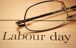 Festa del Lavoro Immagini Stock Libere da Diritti